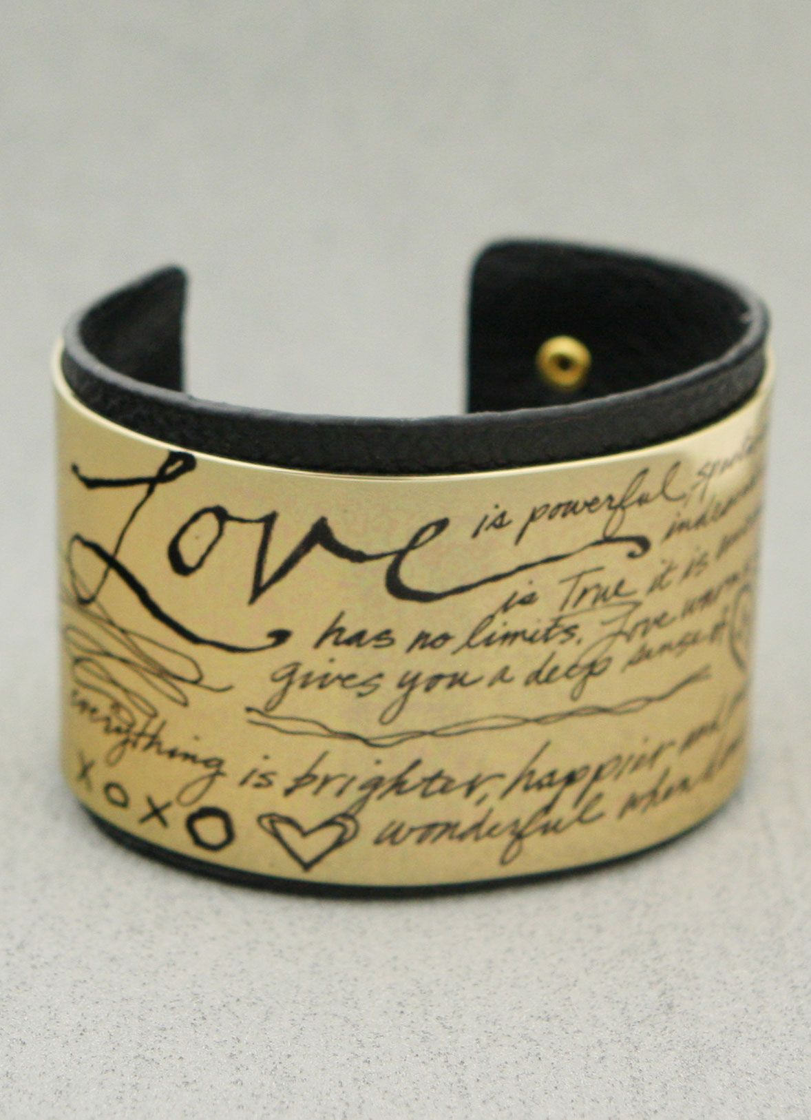Love Inspirational Bracelet