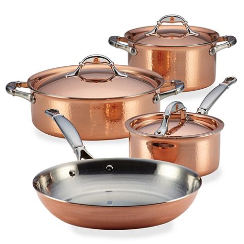 Ruffoni Symphonia Cupra Copper Cookware Cozinha Decoracao Futilidades