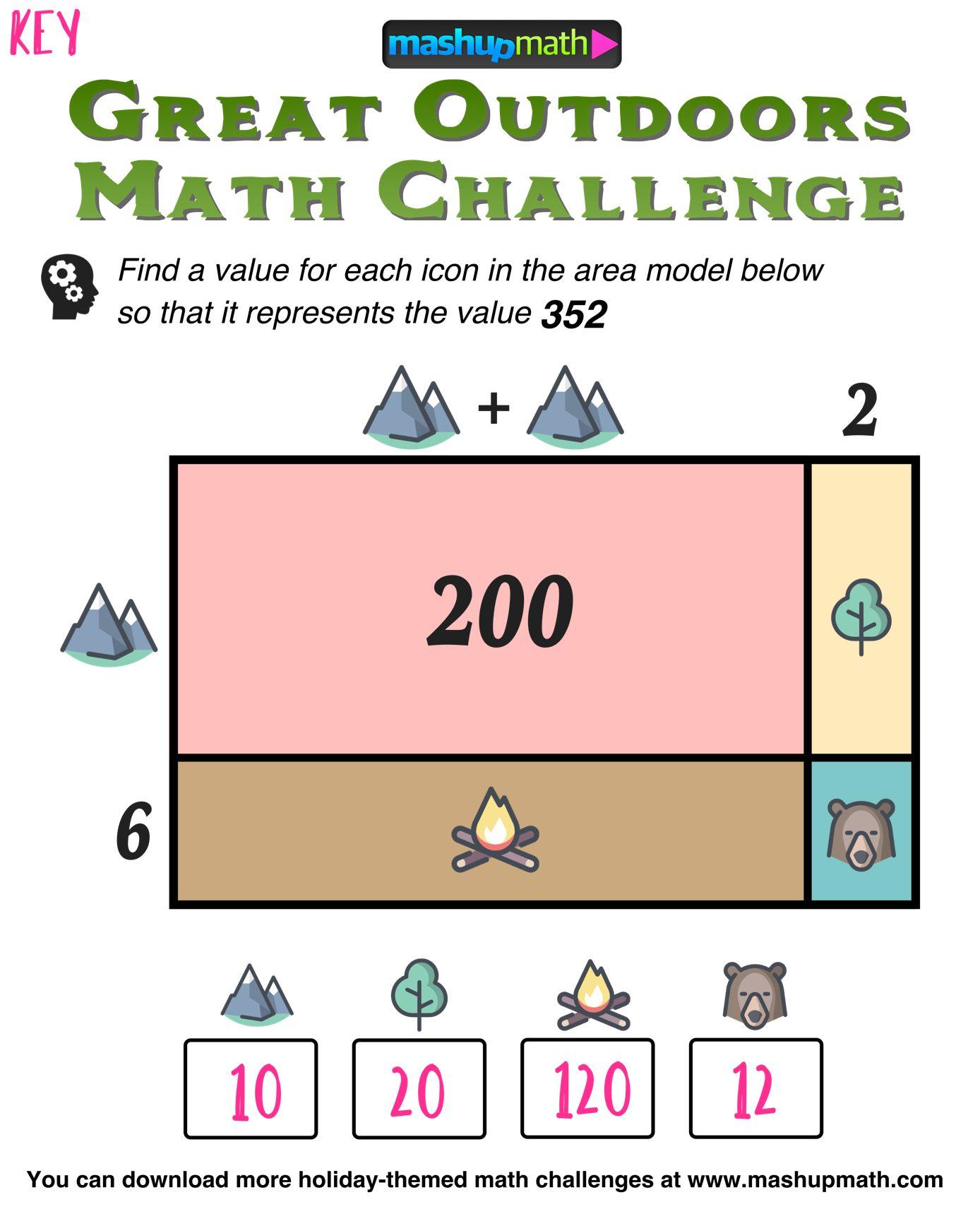 Math Challenge Online Math Math Talk [ 1719 x 1388 Pixel ]