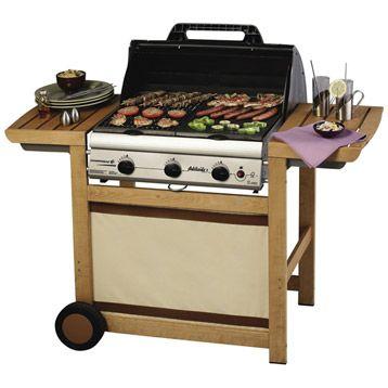 Barbecue A Gas Campingaz Adelaide 3 A Più Di 8 Persone