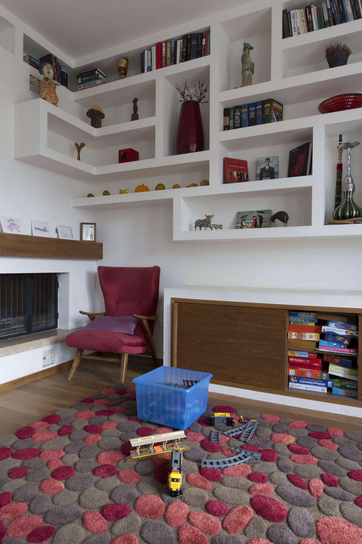 Comedor durlock estanterias de pladur muebles con for Design stanza ufficio