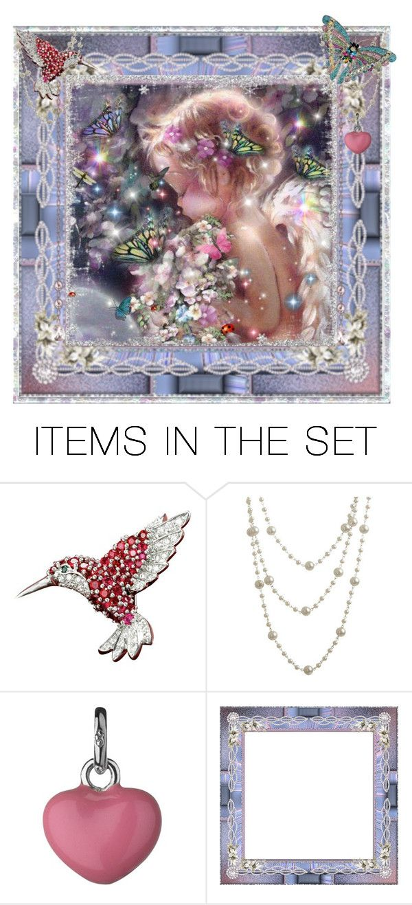 """In Honor of a Daughter"" by lindaweldon ❤ liked on Polyvore featuring art"