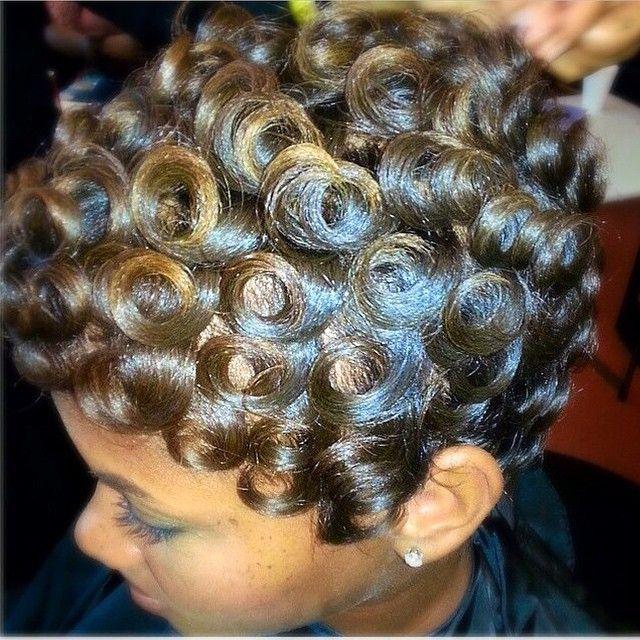 pin maxine williams curls