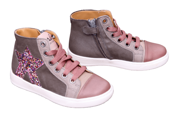 Sneaker Purple Star