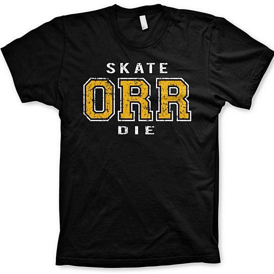 finest selection b77c6 46d36 Skate Orr Die T-Shirt Bobby Orr shirt Boston Bruins Apparel ...