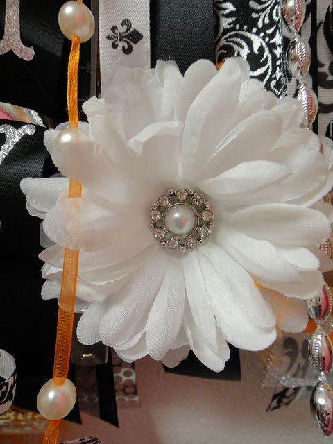 Homecoming Mums 2011 #homecomingmumsdiy