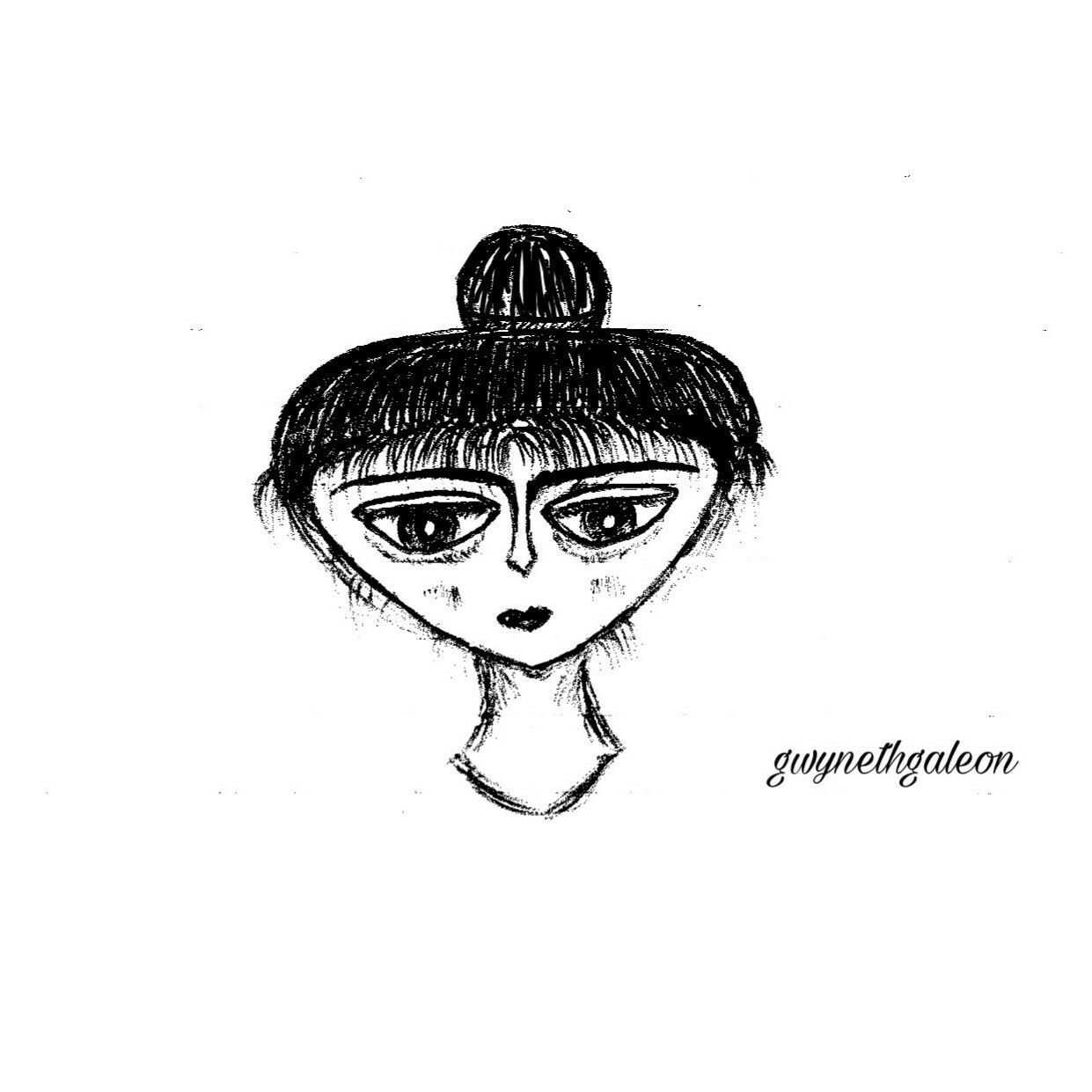 Black And White B W Photography Art Sketch Drawing Tumblr