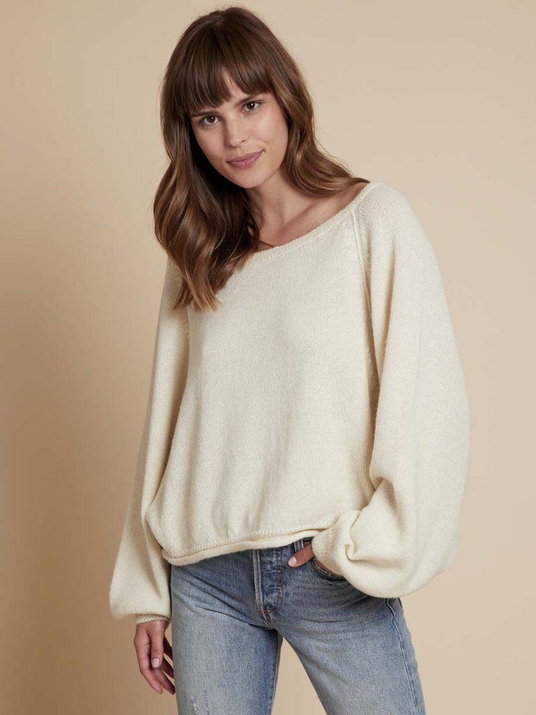 Lily Sweater | Sweaters, How to wear, Dolman sleeve