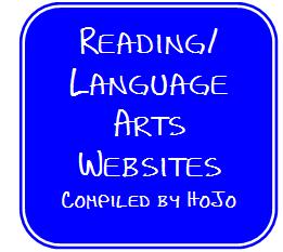 HoJos Teaching Adventures: Reading/Lang Arts Sites