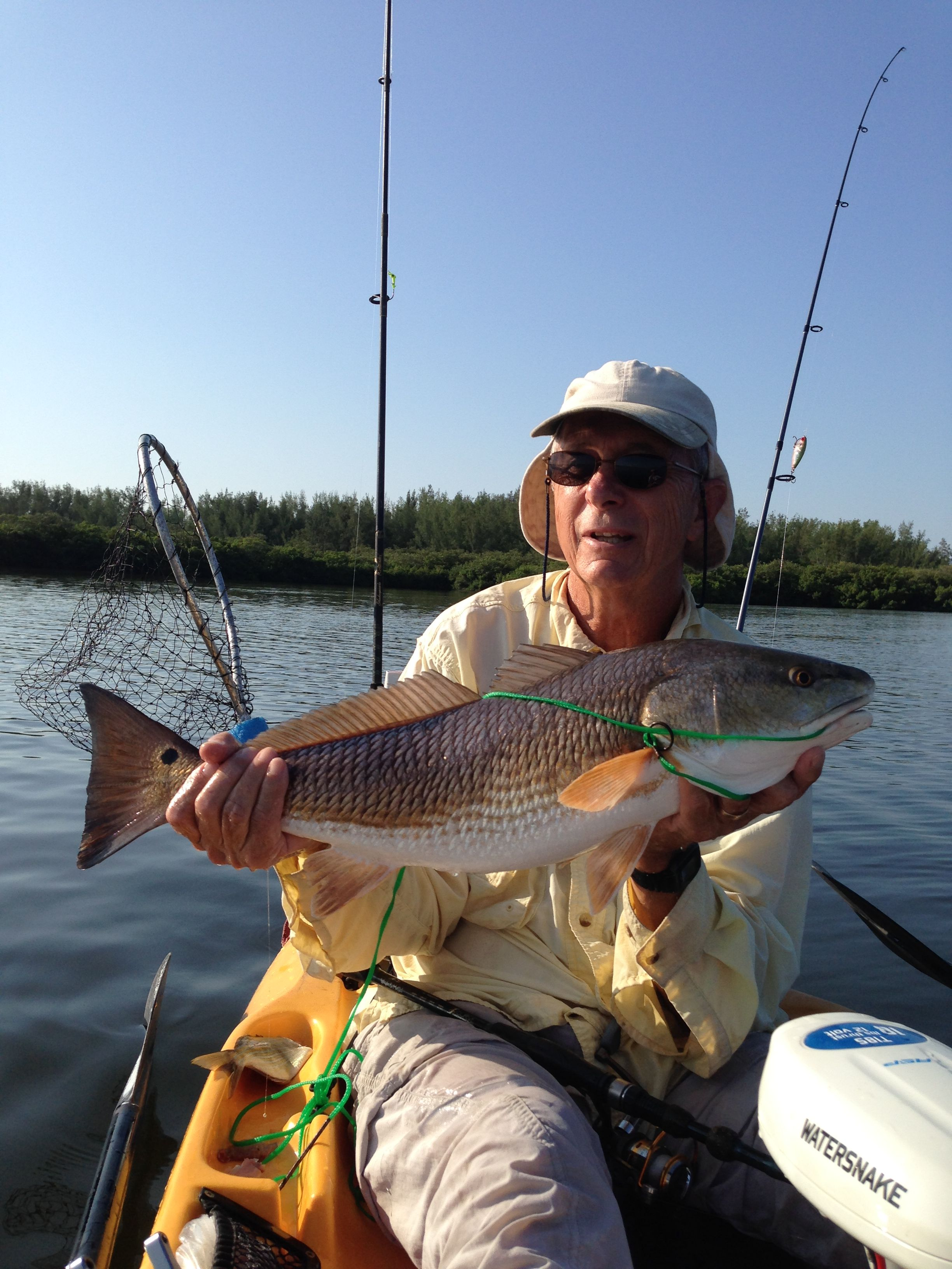how to catch redfish in florida
