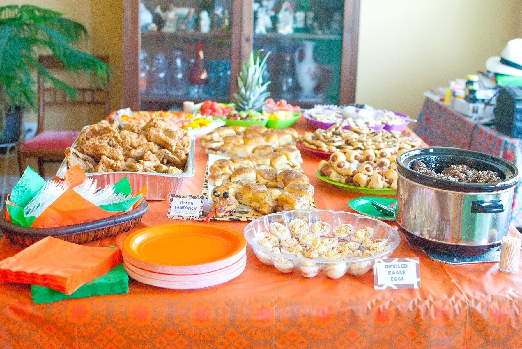 Owen S First Birthday Safari Party Slim Pickin S Kitchen Safari Party Birthday Menu Safari Birthday