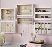 Photo of Mia Modular Jewelry Storage Collection