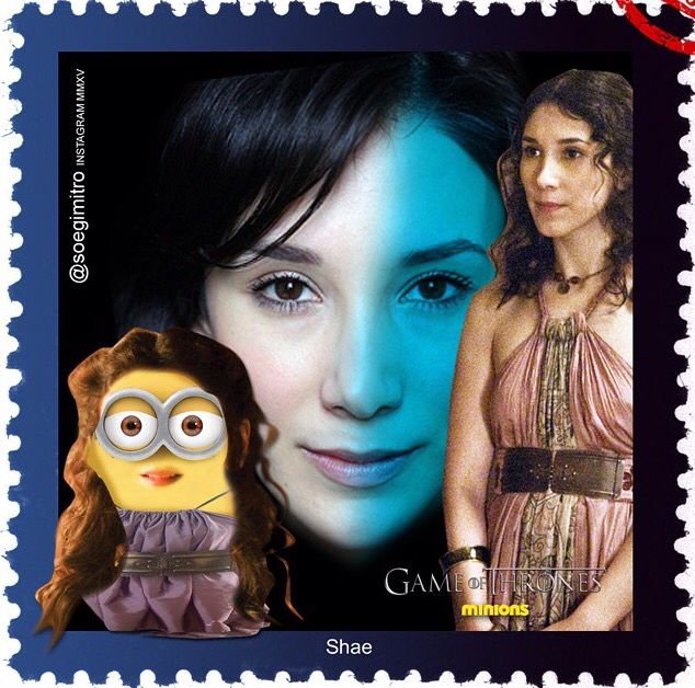 Game Of Thrones Minions - Shae