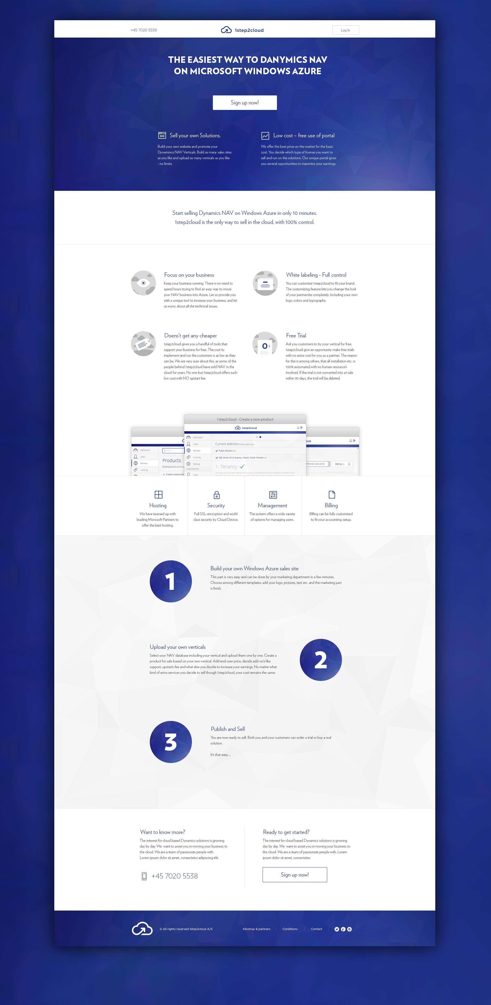 Pin on webdesign onepage