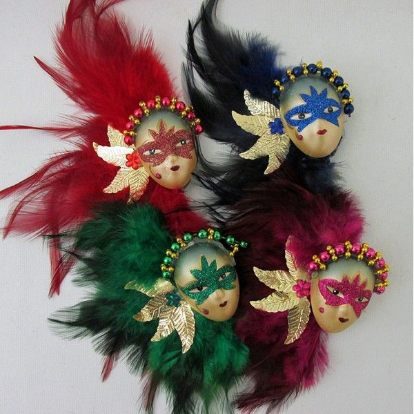 Masked Face Magnets