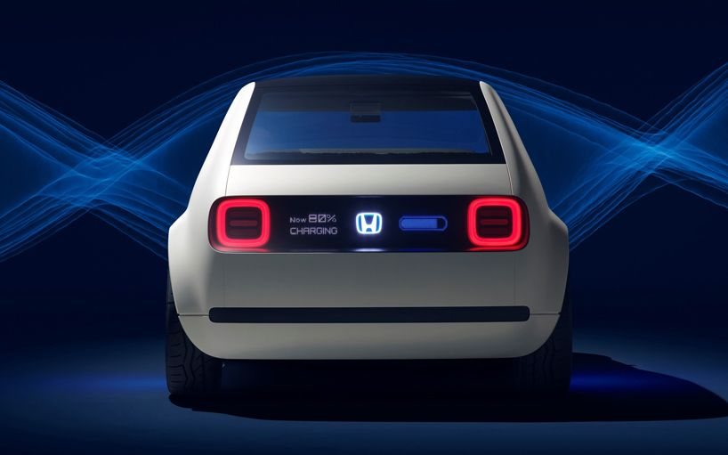 honda reveals its all-electric vehicle, the urban EV concept at the 2017 frankfurt motor show and confirms it will be launched within two years.