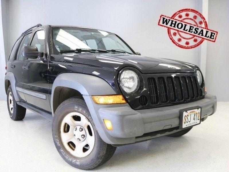 2005 Jeep Liberty Sport 4WD 5995 http//www