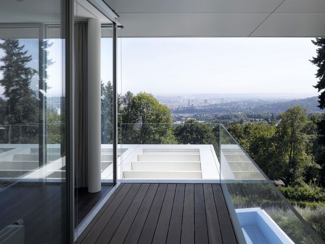 balcony all glass ideas home balcony pinterest