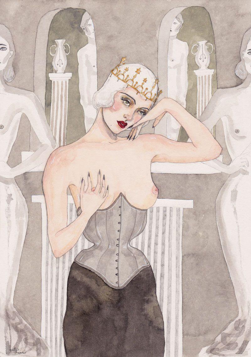 Art by Caitlin Shearer