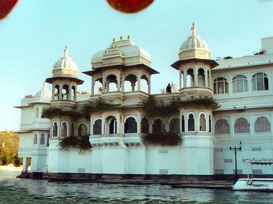 Exterior The Lake Palace Hotel. Udaipur india, Udaipur