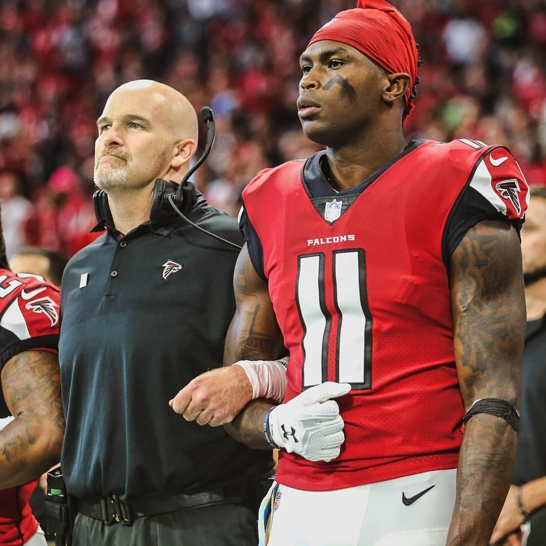 22 2k Likes 272 Comments Atlanta Falcons Atlantafalcons On Instagram The Ultimate Measure Of A Man Is Not Where He Julio Jones Atlanta Falcons Atlanta