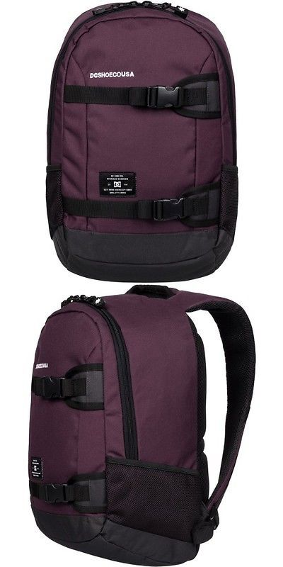 6967f9ed22628 Other Skateboarding Clothing 159079  Dc Grind Ii Unisex Rucksack Skate  Backpack - Winetasting One Size
