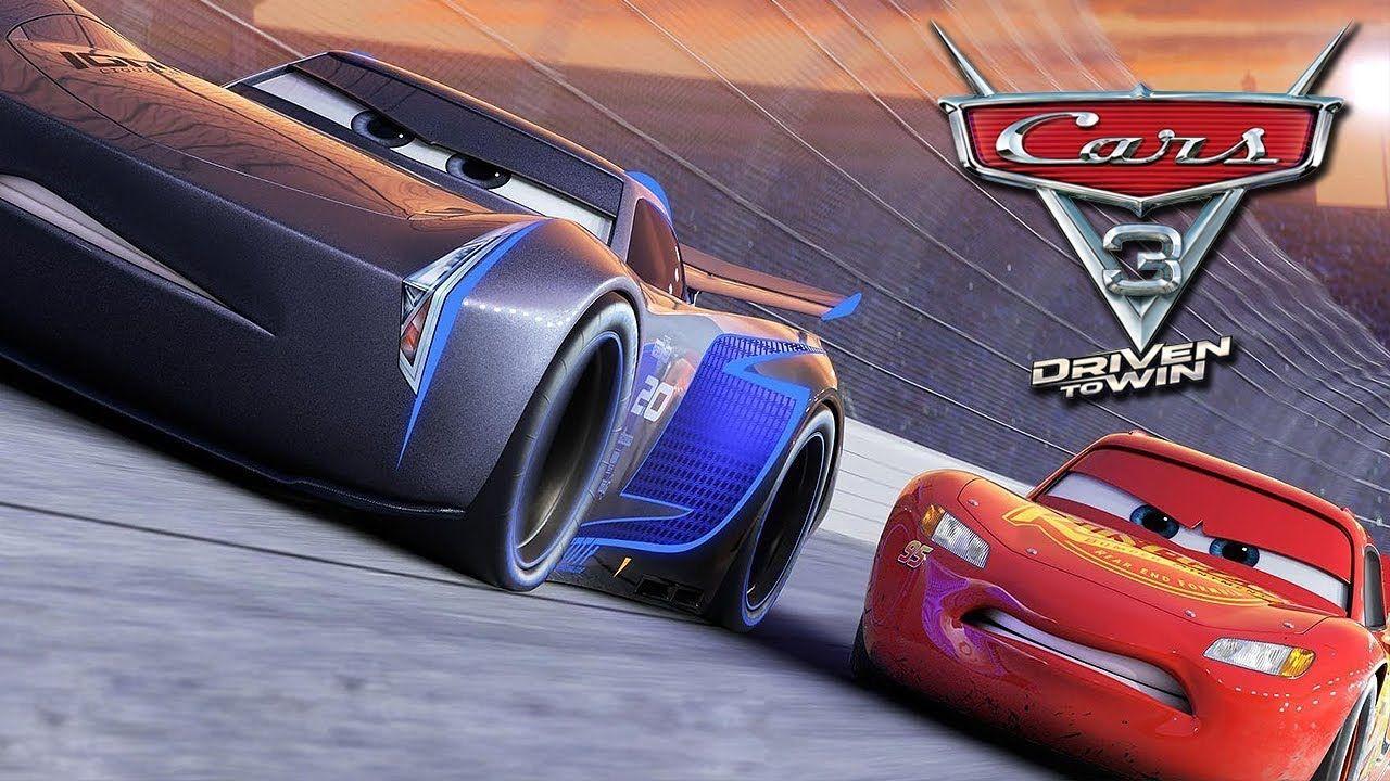 55 Cars 3 Driven To Win Takedown All 21 Maps Gameplay Jackson S Lightning Mcqueen Arabalar Disney