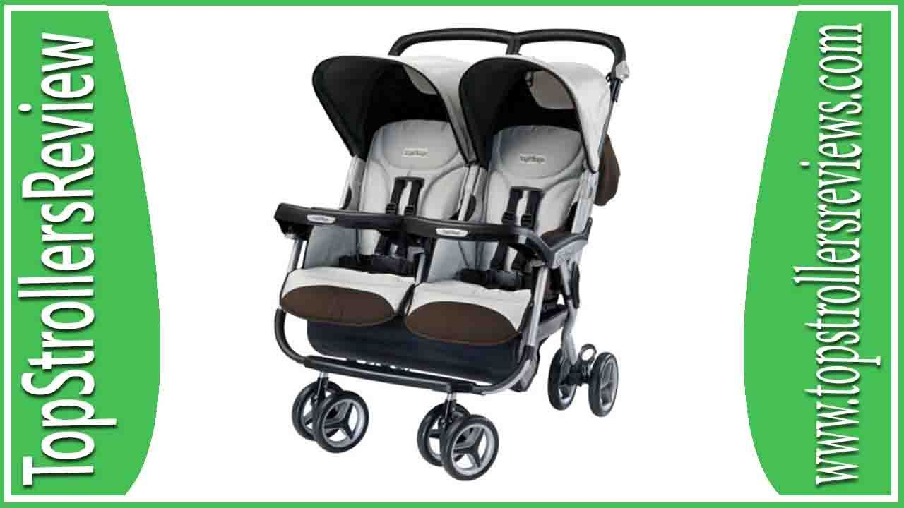 Peg Perego Stroller For Twins Peg Perego Aria Twin Stroller Review Results For Strollers