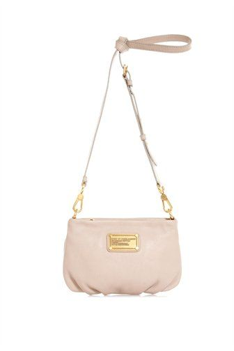 Side bags are the besttttt. Marc by Marc Jacobs.