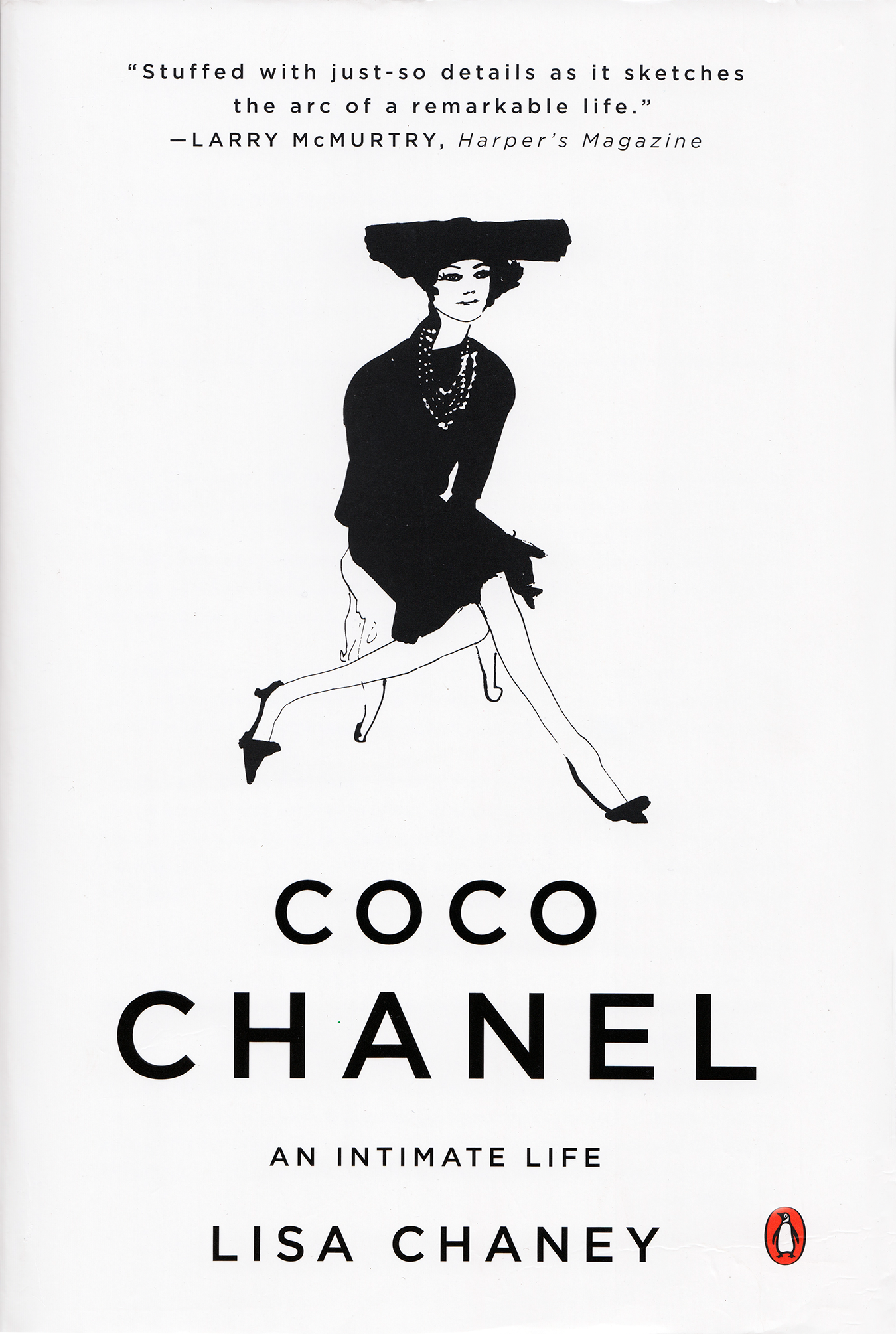 Lisa Chaney, Coco Chanel: An Intimate Life, Penguin Books