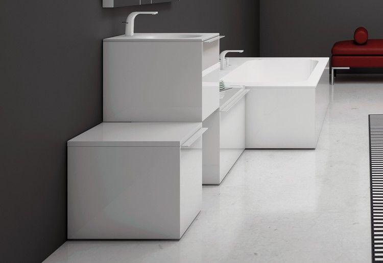 #badezimmer 40 Moderne Badezimmer Waschbecken Mit Unterschrank #40 #moderne  #Badezimmer #Waschbecken