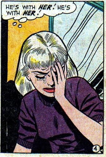 Vintage Comic Humor Joke Lol Aesthetic Pop Art Vintage Pop Art Pop Art Comic Girl Vintage Comics