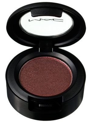 Antiqued.... The best coppery bronze eyeshadow ever. Line with Mac Rich Ground and you're look is complete.