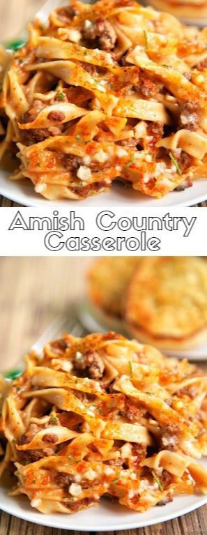 Yummy Amish Country Casserole images