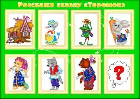 алгоритмы сказок для дошкольников в картинках: 9 тыс ...