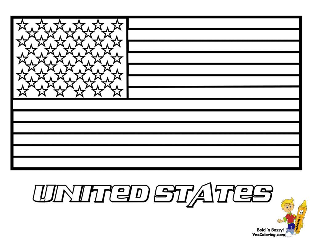 American Flag Coloring Pages Awesome Coloring 52 United States Country Flag Coloring At American Flag Coloring Page American Flag Colors Flag Coloring Pages