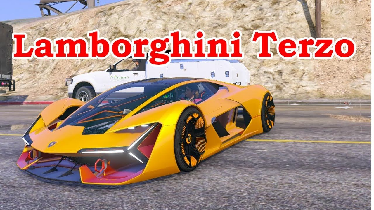 Gta V Super Car Mai Shiranui Pretty Girl 2020 Lamborghini Terzo Mi In 2020 Super Cars Lamborghini Gta Cars