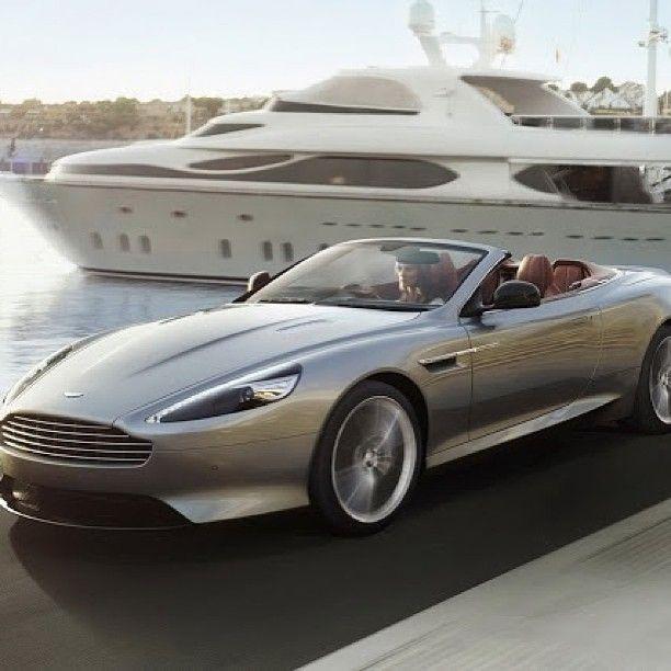 Aston Martin, Sports Cars Luxury, Aston