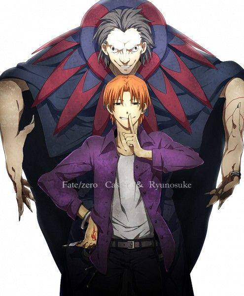 No You Really Think So Anime Fate Stay Night By Alex Zemouche