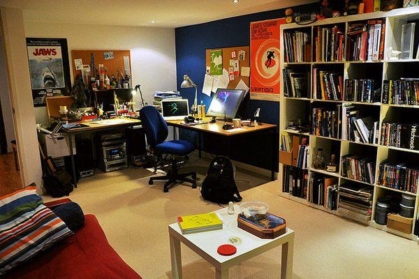 Digital Art Studio Office Custom Desk 2009 Imac Image Source Jwhelan