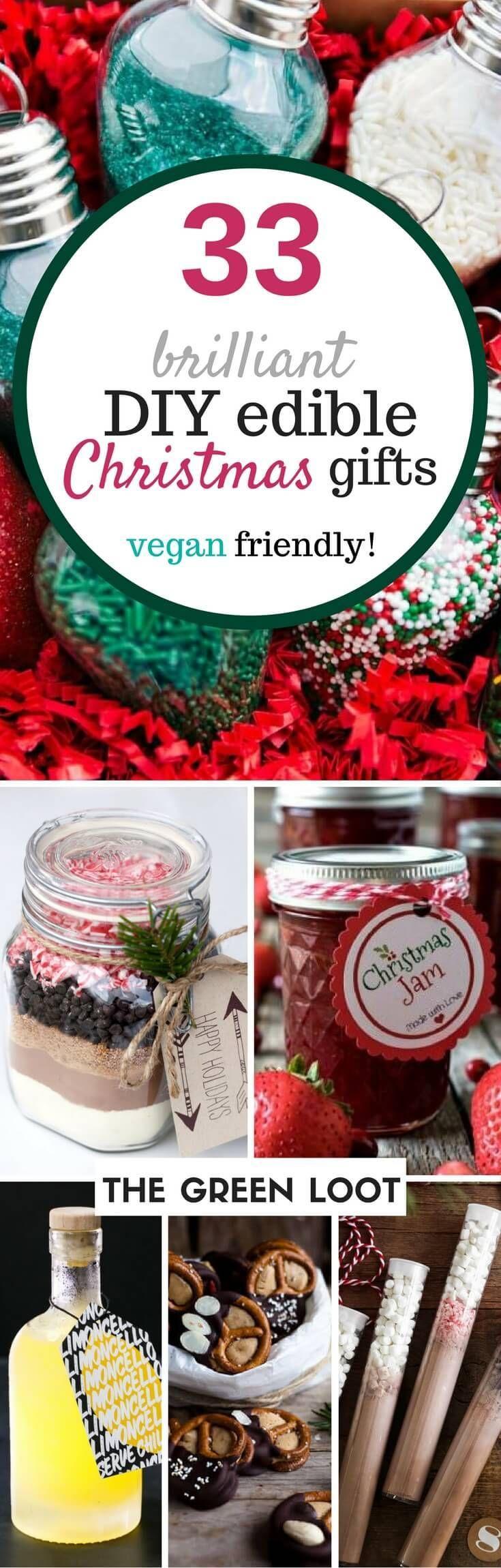 37 Diy Vegan Christmas Gift Ideas Edible Edible Christmas Gifts Vegan Christmas Gifts Christmas Food Gift Baskets