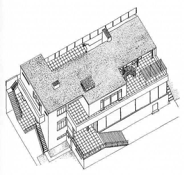 cz brno villa tugendhat architect mies van der rohe 1930 bauhaus pinterest. Black Bedroom Furniture Sets. Home Design Ideas