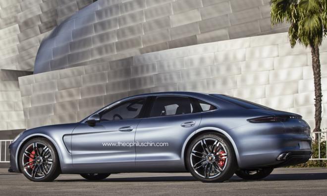 porsche panamera - Porsche 2015 4 Door