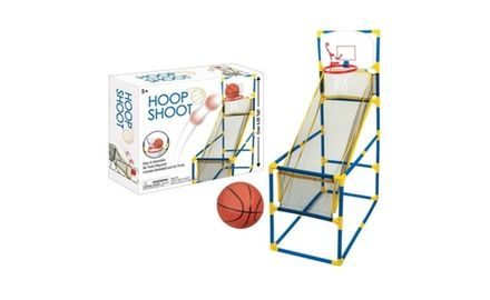 Hoop Shoot Basketball Game Kids Sports By Westminster Cool Gifts For Kids Indoor Basketball Hoop Indoor Basketball