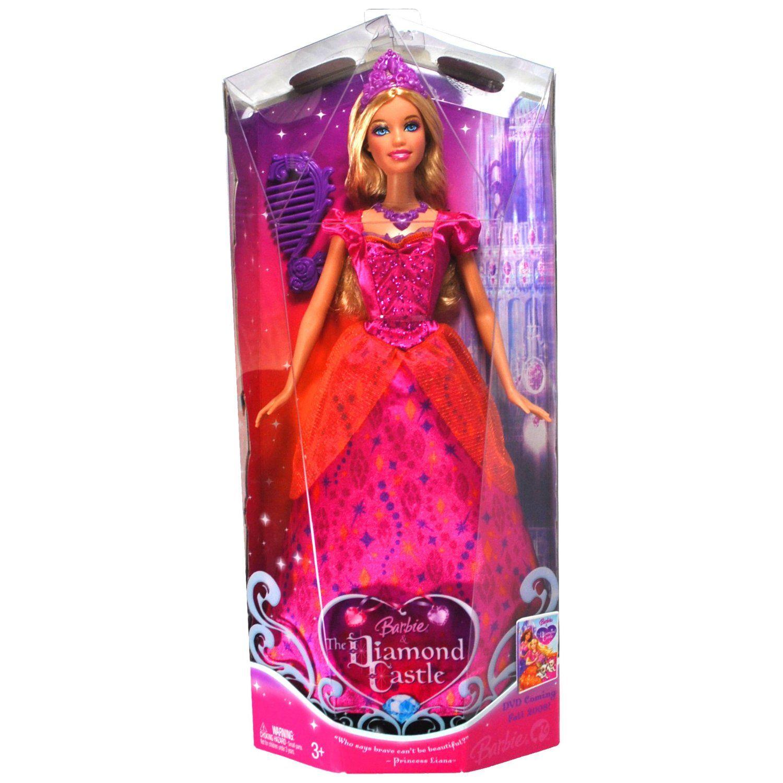 Liana Barbie And The Diamond Castle Doll Barbie Castle Barbie