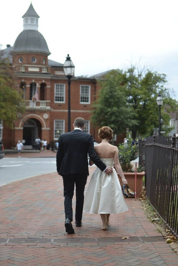 Annapolis Courthouse Wedding Maryland