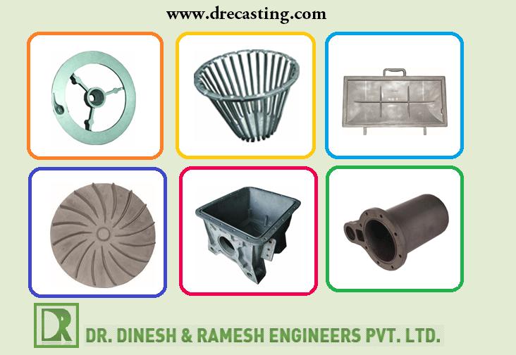 Aluminium Die Casting Products It Cast Diecast Aluminium
