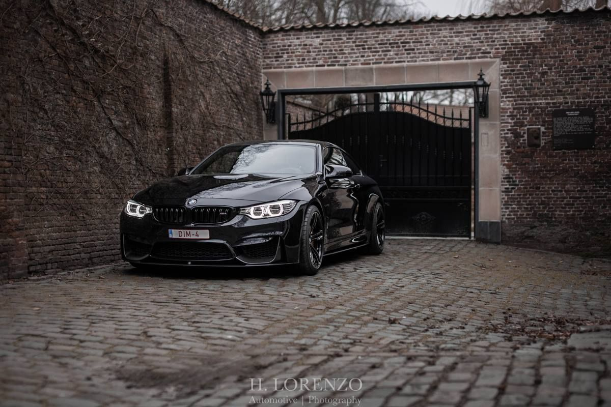 F82 azurite black m4 by br performance new pics