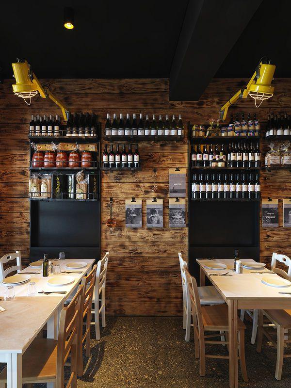 Meet the greek restaurant by end of work design