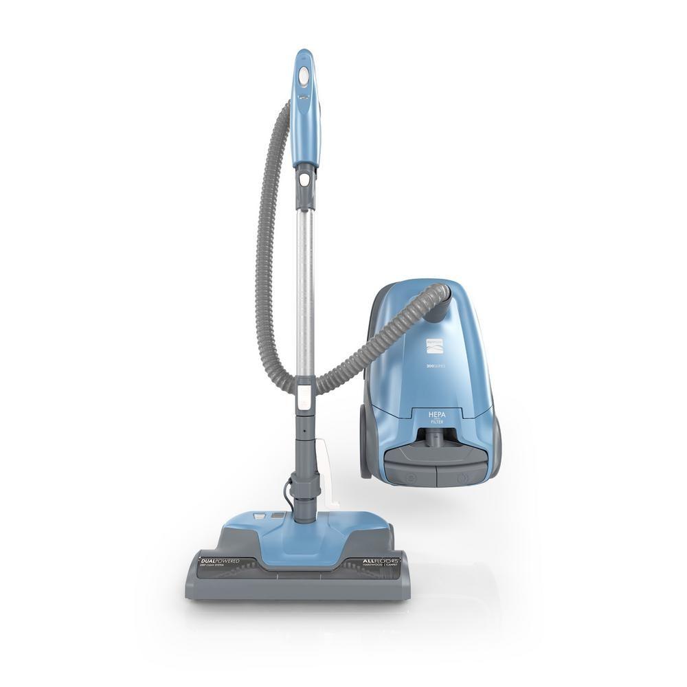 Kenmore 200 Series Bagged Canister Vacuum Cleaner Bc4002 The Home Depot Canister Vacuum Cleaner Canister Vacuum Vacuum Cleaner